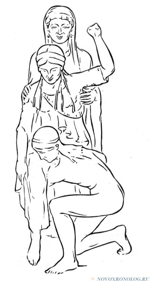 А.Т. Фоменко «МЕНЯЕМ ДАТЫ — МЕНЯЕТСЯ ВСЕ». Глава 4.§2